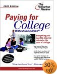 Paying for College Without Going Broke, 2003
